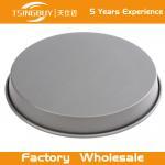Buy cheap Factory wholesale Teflon Platinum Commercial Grade Carbon Steel bakeware pizza pan-Non stick pizza tray for bakeware from wholesalers