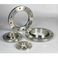 Buy cheap ASME B16.5 JIS B2220 Alloy Nickel 200 Lap Joint LJ Flange For Chemical Plant from wholesalers