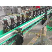 Buy cheap Glass Bottle Automatic Bottle Filling Machine / Beer Bottling Machine Line product