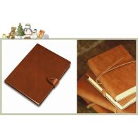 Buy cheap OEM high quality cheap customized journals diary notebooks / leather journal printing service from wholesalers