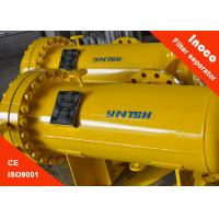 Buy cheap BOCIN Industrial Compressed Gas / Natural Gas Filter Separator , Pn1.0/1.6mpa from wholesalers