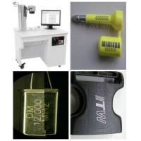 Buy cheap Metal Copper Etching Machine , High Precision Laser Wire Marking Machine from wholesalers