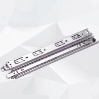 Buy cheap Custom durable telescopic channel drawer slide lock-out heavy duty drawer slide from wholesalers