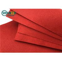 Buy cheap PES Needle Punch Felt Fabric Needle Punch Nonwoven For Decoration / Carpet from wholesalers