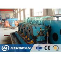 Buy cheap Professional Copper Continuous Casting Machine Copper Upcast Machine 10000T Capacity from wholesalers