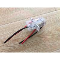 Buy cheap Battery Charger Socket Electric Rickshaw Parts White Color Plastic Material from wholesalers