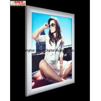 Buy cheap Aluminum Frame Rectangle LED Acrylic Light Box with  50000 Hours Life from wholesalers