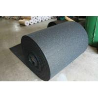Buy cheap Wear Resistant Rubber Flooring Sheet Roll Width 15-60mm For Tennis Court from wholesalers