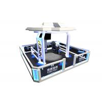 Buy cheap Commercial VR Amusement Park , Multiplayer VR Shooting Simulator For Entertainment from wholesalers