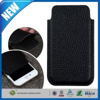 Buy cheap Synthetic Sleeve iPhone 6 Plus Protective Case , Ultra Slim Executive Leather Pouch from wholesalers