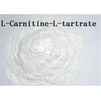 Buy cheap Sport Nutrition Lcarnatine Vitamin BT L Tartrate E 36687 82 8 Solubility Clear from wholesalers