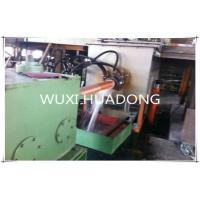 Alloy Copper Horizontal Continuous Casting Machine , Rod - Wire Billet CCM