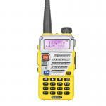 Buy cheap Yellow Handheld Two Way Radio UV-5RE from wholesalers