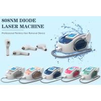 Buy cheap Germany DILAS 808nm Semi-conductor Diode Laser Permanent Hair Removal System NBW-L121 from wholesalers