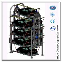 Buy cheap Rotary Mechanical Car Aerial View Parking System from wholesalers