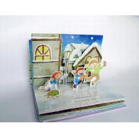 Buy cheap Children's Pop-up Book with Visual Effect from wholesalers