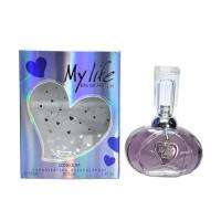 Buy cheap Purple Color Fruit Scented Perfume , Body Spray Perfume 100ml from wholesalers