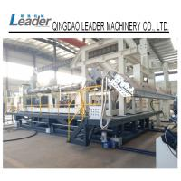 Buy cheap Laminated PVC Roof Membrane Sheet Extrusion Line 0.5-6mm Thickness from wholesalers