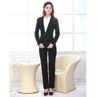Buy cheap Korean Fashion Office Lady Suit Long - Sleeved Pants Business Wear Outfits from wholesalers