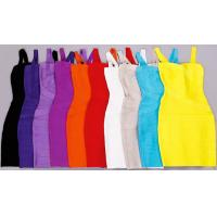 Buy cheap Summer Ladies Strap Bandage Dress Casual 9 Colors Available Ankle - Length from wholesalers