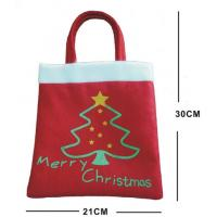 Buy cheap new design popular christmas bag from wholesalers