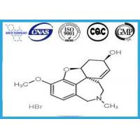 Buy cheap Galantamine Hydrobromide CAS NO.1953-04-4 from wholesalers