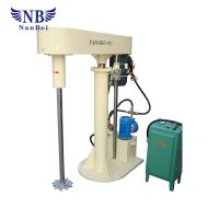 Buy cheap NANBEI Paint Mixing Machine Latex Aint Disperser Mixers ISO Certification from wholesalers