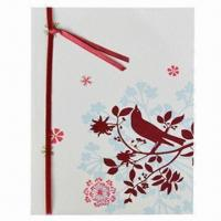 Buy cheap Customized graph paper notebook with glue binding from wholesalers