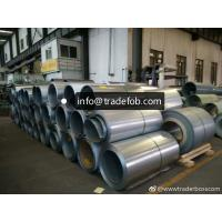 Buy cheap 1285mm India market good BA 410 stainless steel coils from wholesalers