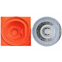 Buy cheap Customized Round Spa Mold Smooth Surface High Strength Overflow Gratings from wholesalers