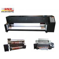 Buy cheap Automatic Heat Sublimation Machine Fabric Heating Unit With CE Certificated product