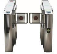 Buy cheap Government / Railway Swing Barrier , Corosion Resistant Gate Turnstile from wholesalers