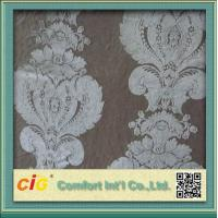 Buy cheap Fashion Unique Design Modern Polyester Curtain Fabric Shrink-Resistant product