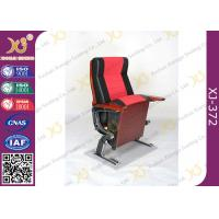 Buy cheap Meeting Room Aluminum Church Hall Chairs with Double Legs Multiple Colours Painted from wholesalers