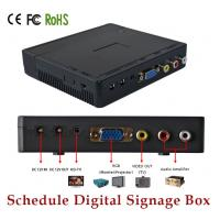 Buy cheap Indoor Programming Advertising Display Screens Pop Media Player For Video from wholesalers