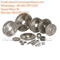 Buy cheap Electroplated diamond & CBN grinding wheel for surface grinding miya@moresuperhard.com from wholesalers