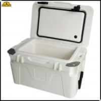 Buy cheap Easily Transported Portable Ice Cooler Box 50L For Fishing Hunting Camping from wholesalers