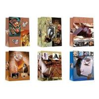 Buy cheap Variety of Paper Shopping Bags for cloth, wallet, leather belt from wholesalers