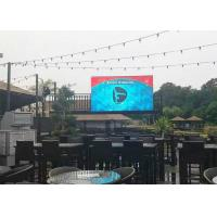 Buy cheap SMD Large Outdoor LED Screen Rental , Outdoor Full Color Screen Hire For Stage from wholesalers