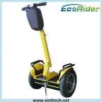 Buy cheap City Model Yellow Balance Electric Scooter / 2 Wheel Electric Standing Scooter 2000W 72V product