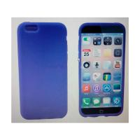 Buy cheap customized new arrival silicone case for iphone 6 ,fashionable iphone 6 silicone case from wholesalers