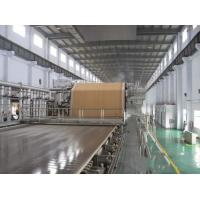 Buy cheap 1880MM Cylinder Mold Waste Carton Paper Recycling Machine from wholesalers