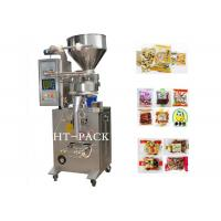 Buy cheap Cereal / Beef Snacks Packing Machine Bag Packaging Equipment AC 220V / 1.5KW from wholesalers