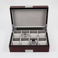 Buy cheap Safety Japanese Automatic Motor High Glossy Wooden Watch Winder from wholesalers