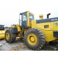 Buy cheap Used Komatsu WA470-3 Front Wheel Loader For Sale product