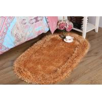 Buy cheap mat small rug polyester made carpet and rug plush shaggy carpet home rug soft decoration colors available from wholesalers