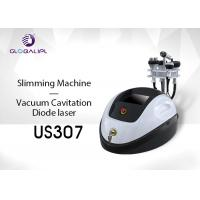 Buy cheap Ultrasound Cavitation Vacuum Slimming Machine Rf Beauty Instrument Air Cooling System from wholesalers