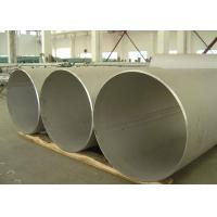 Buy cheap N08811 Nickel Alloy Pipe , Round Shape Incoloy 800ht Tube 7.94g/Cm3 Density from wholesalers