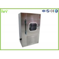 Buy cheap High Strength Air Shower Pass Box , Clean Room Box ISO9001 Certificated from wholesalers