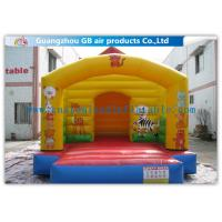 Buy cheap 8m House Type Residential Inflatable Jumper Castle Inflatable Bouncy Castle Kids from wholesalers